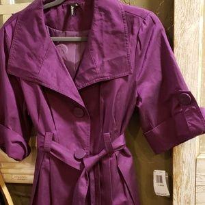 💎 GORGEOUS NWT Dress Coat